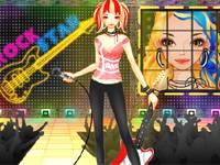 Rockstar Diva dress