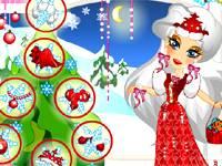 Christmas Princess dress