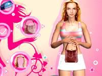 Britney Spears in 3D