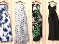Gypsy long dresses