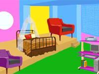 Room maker girl