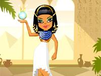 Queen of Egypt dress