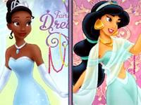 Tiana and Jasmine