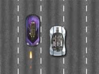 Wyścig na autostradzie