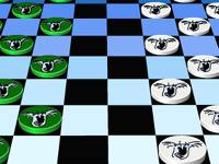 Checkers board2