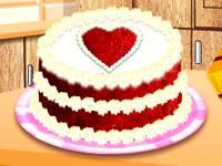Czerwone ciasto