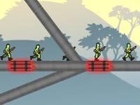 Wybuch na moście