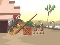 Czołgiem na Zombie