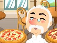 Pizza z głównej