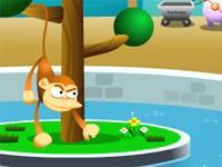 Rzuć w małpkę