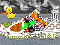 Stylistka butów