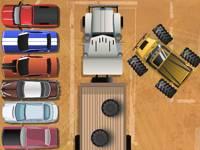 Zaparkuj ciężarówkę