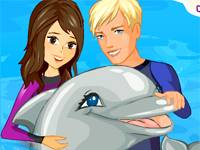 Show z delfinem 2