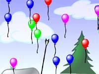 Złap balony