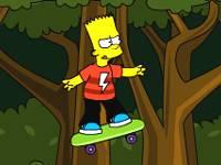 Bart w lesie