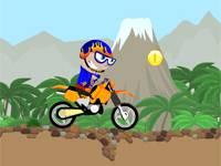 Barny motocyklista