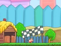 Wyścig świnek