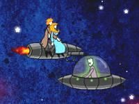Romantyka w przestrzeni