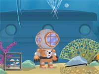 Podwodne poszukiwania