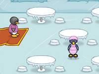 Pingwinia stołówka