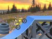 Trial w górach