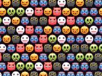 Bąbelkowe Halloween