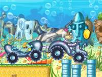 Traktor SpongeBoba
