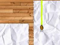 Papierowy ślimak