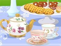 Popołudniowa herbatka