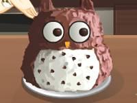 Ciasto Sowa