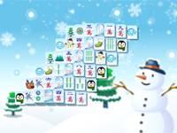 Lodowy Mahjong