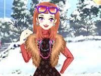 Zimowy styl