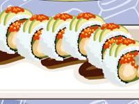 Smocze sushi