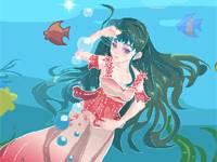 Podwodna księżniczka