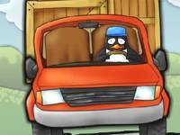 Kierowca w zoo