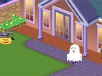 Halloweenowy dom