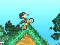 Akrobacja na rowerze