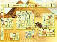 Egipskii Mahjong