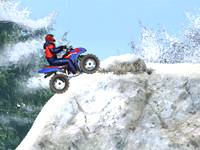 Śnieżny quad