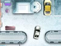 Parkowanie w śniegu