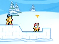 Bitwa na kule śnieżne