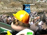 Rzucanie śmieci