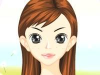 Cute Girl Make