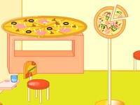 Pizza&Hamburger
