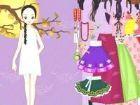 Dress Japan Girl