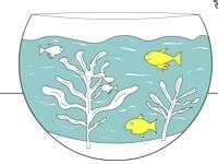 Aquarium Painting