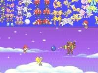 Mega Sonic Scene