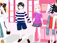 Shopping in love